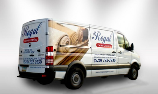 Regal-Carpet-Cleaning-Van