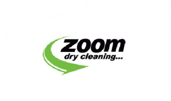 Zoom Dry Cleaning logo