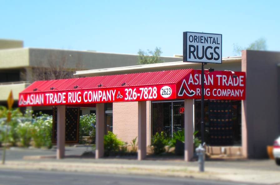 Asian Trade Store Front 2