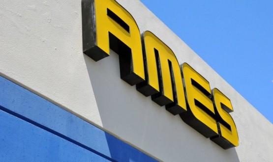 AMES Closeup